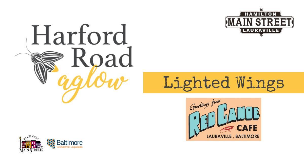 Harford Road Aglow
